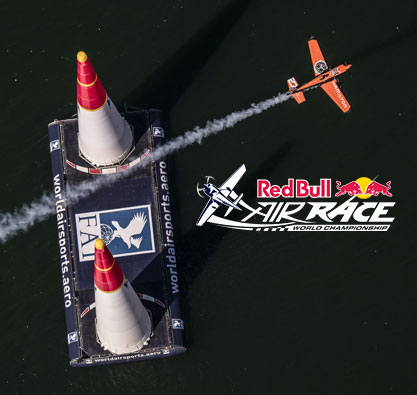 Project Red Bull Air Race