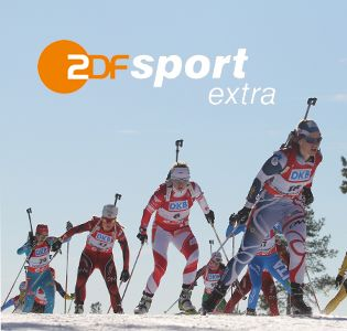 Project ZDFsport extra Biathlon