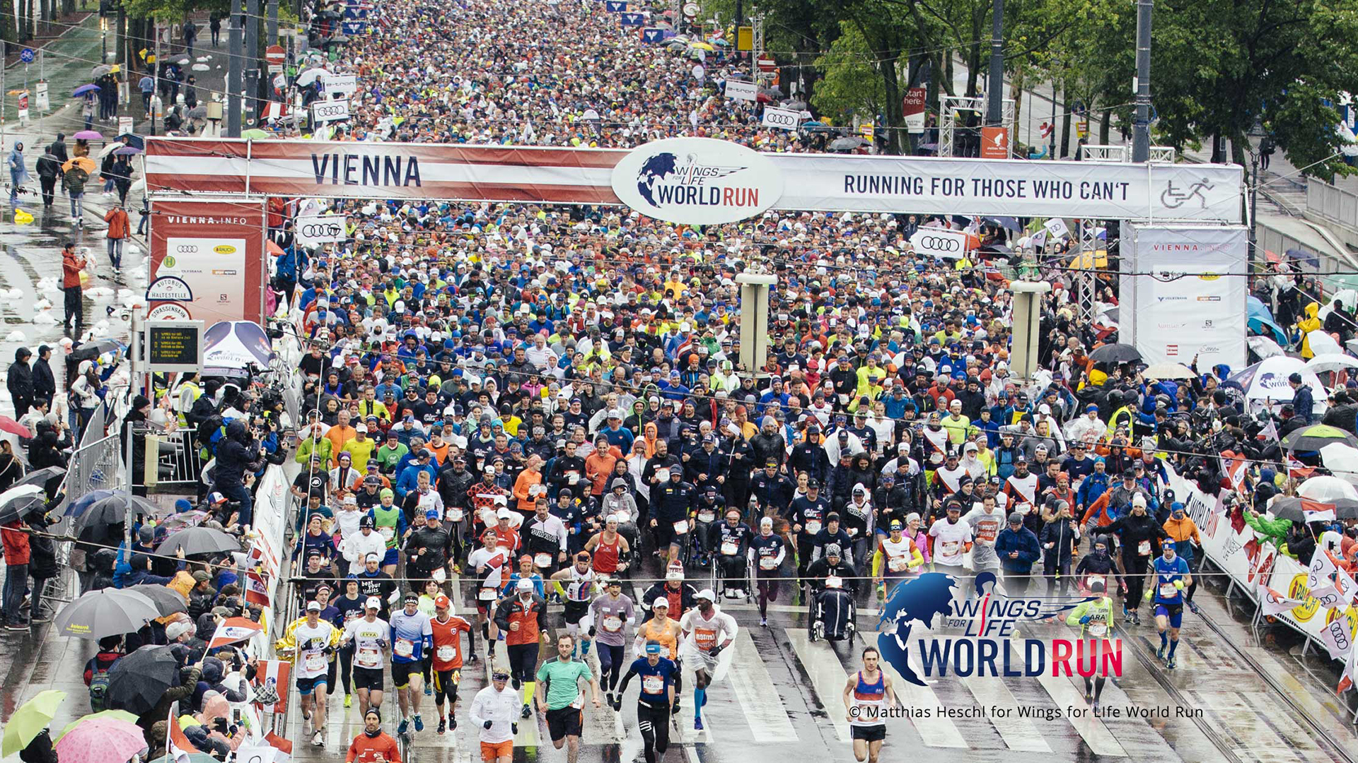 Wings For Life World Run