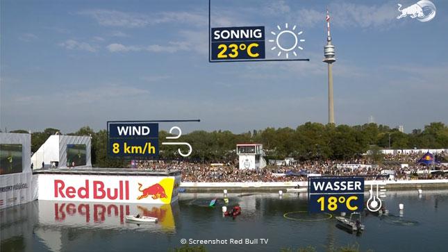 Red Bull Flugtag Wien 2021