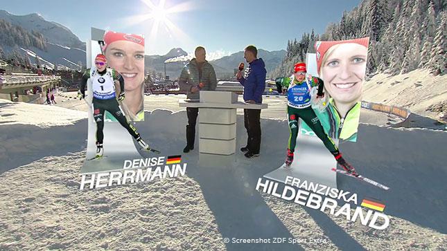 ZDF Sport Biathlon