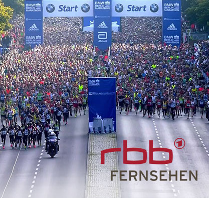 Project Berlin Marathon - rbb Fernsehen