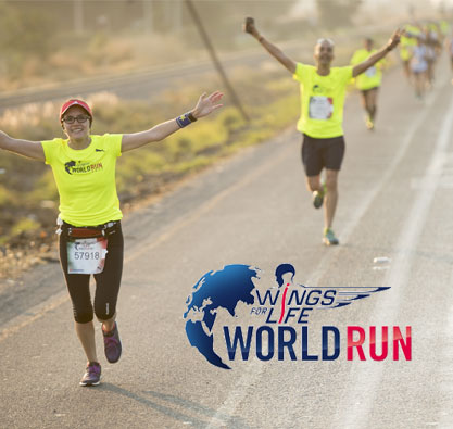 Project Wings For Life World Run